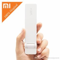 Wholesale Original Xiaomi WIFI Repeater Amplifier Extender Mbps Amplificador Wireless Wi Fi Router Expander Roteador for Mi Router Mini