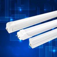 Wholesale 2016 new led fluorescent T5 T8 fluorescent tube t5led integration led energy saving lamp glass lamp t8led