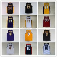 athletic high schools - Men s High School Lower Merion Kobe Bryant Sport Jerseys Team Kobe Theme Costume Best Quality Kobe Retro USA Theme Costu