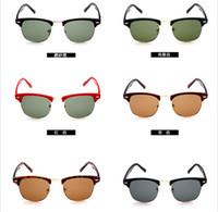 Wholesale New Arrival Unisex Sunglasses Men s Women s Sunglasses Sun glasses Come With Case Good Quality