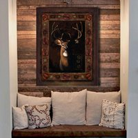 art prin - Wall Art Painting Deer Pictures Prints On Canvas Animal The Picture Decor Oil For Home Modern Decoration Prin