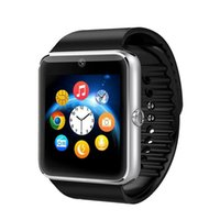 best outdoor gps - Best Quality SmartWatch GT08 Clock Sync Notifier With Sim Bluetooth Smart Watch for Apple iPhone IOS Samsung Android Phone