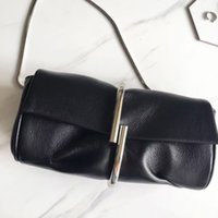Wholesale 2016 new women genuine leather shoulder bag chains bag fashion lady cow leather crossbody