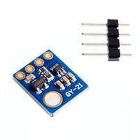 Wholesale High Quality SHT21 HTU21 Digital Humidity Temperature Sensor Module Replace SHT11 SHT15 Development Board