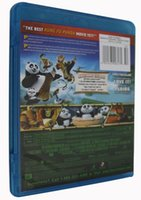 Wholesale Kung fu panda DVD movie for children DVDs TV series Cartoon movies Children Film Promotion Any quantity of latest dvd movies