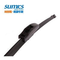 auto j parts - Replacement wiper blades quot to quot to choose fit standard J hook arms soft refill natural rubber auto parts HY