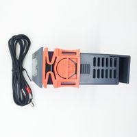 aquarium temperature sensor - Digital LCD Electronic thermostat Temperature Controller anylasis instrument regulator sensor tools switch V aquarium fish Tank