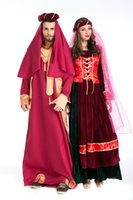 arabian princess party - Adult Arabian Prince Princess Halloween party Cosplay Fancy Dress National Dress S L