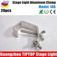 aluminum stage truss - TIPTOP Freeshipping Aluminum Alloy A Stage Lighting Small Clamp Hook Wrap Truss mm Pipe Diameter Work Load kg TIPTOP