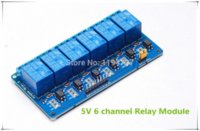 Wholesale High quality Channel Relay Module V Relay Output way relay module module type module mp3
