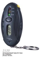 alcohol time - Time meter Car detector Alcohol Tester Bafometro