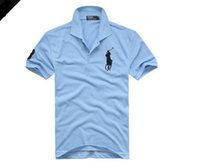 Wholesale The new leisure in the summer of polo shirt Paul lapel t shirts with short sleeves for men and women cultivate one s morality T shirt riding