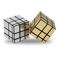 angle block - ShengShou Professional layer Magic Cube x3x3 Magico Puzzle Speed Cubo toy children Fluctuation Angle Skewb Mirror Blocks gift