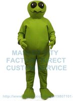 alien beings - New Halloween Green Alien Mascot Costume Adult extraterrestrial intelligent beings Theme Mascotte Fancy Dress Anime Cosply Kits