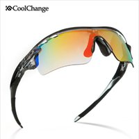 bicycle groups - CoolChange Polarized Cycling Glasses Bike Outdoor Sports Bicycle Sunglasses Goggles Groups of Lenses Eyewear Myopia Frame