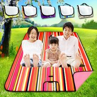 bbq red - Picnic Blanket Mat Rug Waterproof Oxford Cloth Waterproof Picnic Mat Rug Blanket Moistureproof Outdoor Camping Beach colors Travel BBQ