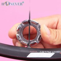 Wholesale Bike Spoke Wrench Bicycle Way Spoke Nipple Key Repair Tool Mountain Bike Wheel Rim Spanner Spanner