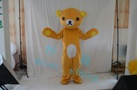 bear making supplies - 2016 Christmas Halloween The Easily bear the ten cartoon costumes for Halloween party supplies adult size Mascot Costumes ma