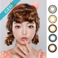 big circle lenses - GEO Holicat Color Contacts Big Eye Circle lenses range of prescriptions ready stock cheap contact lenses