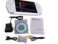 Wholesale FREE Built in games GB Inch PMP Handheld Game Player MP3 MP4 MP5 Player Video FM Camera Portable Game Console