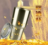 assurance briefs - Vacuum insulation cold beer mug stainless steel excellent quality assurance Manufacturers spot