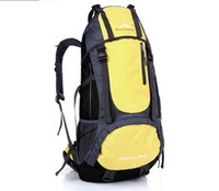 backpacks backpacking - 10 DHL shipping Waterproof Backpack L Backpacking Pack Mountaineering Bag Hiking Weekend Duffel Bags colors