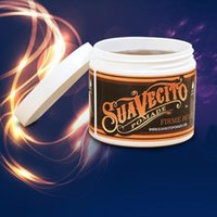 Wholesale Suavecito Pomade Strong style restoring Pomade Hair wax skeleton hair slicked hair oil wax mud keep hair pomade BY DHL