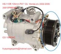 Wholesale compressor clutch fit Honda CRV HS R mm pk CO AC PNB