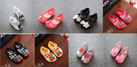 Wholesale Melissa Campana Zig Zag Cherry Flowers Children s Sandals Hollow jelly princess shoes PVC Soft bottom shoes DHL shipping C742