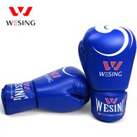 Wholesale Wesing MMA Muay Thai Training Punching Bag Sparring Boxing Gym Gloves