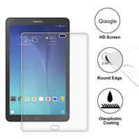 Wholesale Qiaogle Anti explosion Tempered Glass Screen Protector Ultra Hard For Samsung Galaxy Tab E T560 T561 inch Premium Screen Protector