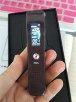 Wholesale 2016 New Upgrade GB High Quality Digital Voice Recorder Professional Audio Recording MP3 Player digital recorder Audio Sound Voice Recorder