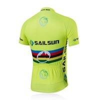 best cycling pants - Best Sale Olivine Cycling Jerseys Brand Sailsun Short Sleeve With Black White Bib Pants Bicycle Wear A9