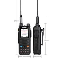 icom walkie talkie - Transceiver CP2000 dual band VHF UHF walkie talkie ham radio waterproof handheld two way radio cb radio KENWOOD YAESU ICOM HYT quality