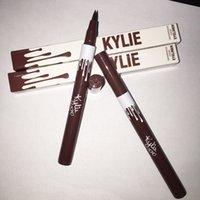 Wholesale Hottest Kylie Eyeliner Pencil Kylie Jenner Liquid Eyeliner Pen Long lasting Waterproof Eye Liner Pencil Makeup Kylie Birthday Cosmetics