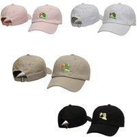 active green tea - NEWEST Black Gold Caps drake god Snapbacks Fashion Kermit Tea Hat The Frog Sipping Drinking Tea Visor MEN Woman baseball hats