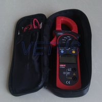 Wholesale Manual Range UNI T UT202A LCD Digital Clamp Multimeter with high quality clamp meter tester