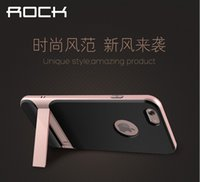 in one pc - For i phone plus s splus cases black bumper kickstand tpu pc two in one shock proof case