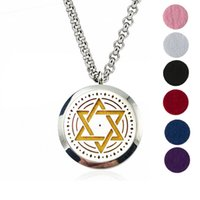 aroma jewelry - Aroma Jewelry L Surgical Grade Stainless Steel Essential Oil Perfume Diffuser Pendant with quot Chain and Pads