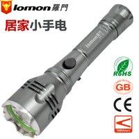 aluminum alloys agents - Solomon lighting glare LED mini flashlight free agent Aluminum Alloy gift small flashlight