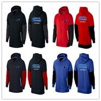 american panther - cheap sports Carolina cheap Panthers hoodies American football hoodies black red royal navy blue men cheap Sweatshirts size M XL