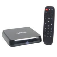 Wholesale USA M8S Quad core Amlogic S812 GB GB G G Wi Fi Bluetooth Android TV Box US Standard Plug Black
