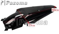 Wholesale PAZOMA Universal Plastic Motorcycle Supermoto Rear Fenders FOR Honda XR R XR R PLASTIC Black