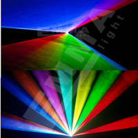 auto show images - Laser show projector W RGB kpps professional image projector