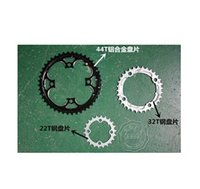 bicycle parts cranks - MTB Mountain Bikes Road Bicycles Crank Hollow Repair Crankset Chainrings Tooth Slice Parts T T T Freeshipping
