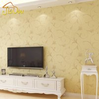 air wallpapers - European Floral Leaf Non woven Wallpaper Purifying Air Glitter Photo Contact Wallpaper Mural Living Room Bedroom Wall Covering