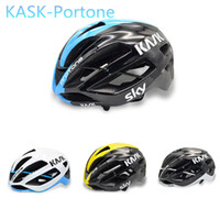 Wholesale High Quality Intergrally molded Kask Protone Road Bike Cycling Helmet mm L Size Adults Capacete De Ciclismo Casco Bicicleta