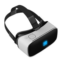 Wholesale New arriving d video glass vr glasses virtual reality have degree view P bluetooth