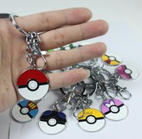 Wholesale alloy wizard ball keychain Small accessories pendant Cartoon Pendant Keychain Gifts E276