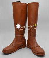 ben wa - star wa r s Ben Kenobi Obi wan Jedi Jedi Knight Cosplay Boots shoes shoe boot NC081 anime Halloween Christmas